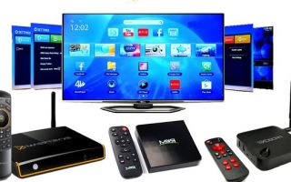 Настройка Андроид приставки для ТВ
